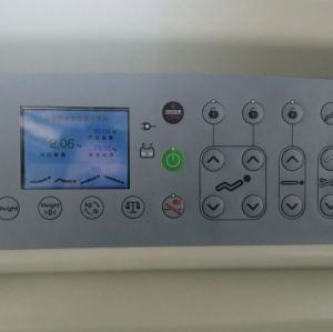 Five Functions Electric Medical Bed for ICU Room with Weighing Scale
