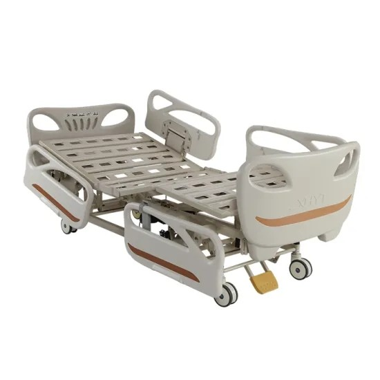 New Model Five Functions Electric Medical ICU Bed (A)