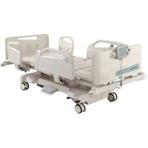 Electric Hospital Bed with 5 Column Motors
