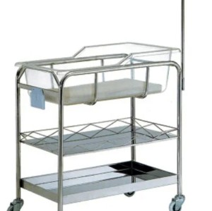 Stainless Steel Infant Medical Bed (D-8)