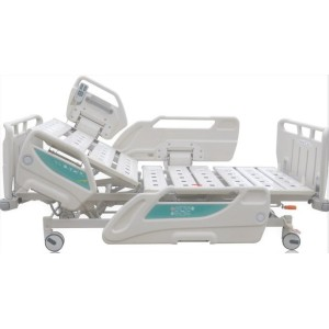 New Product Five Functions Electric Hospital ICU Bed (A)