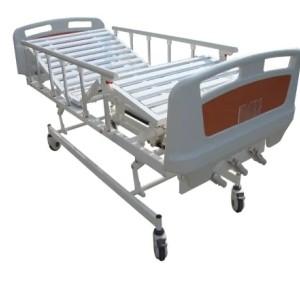 Three Cranks Manual Clinic Bed