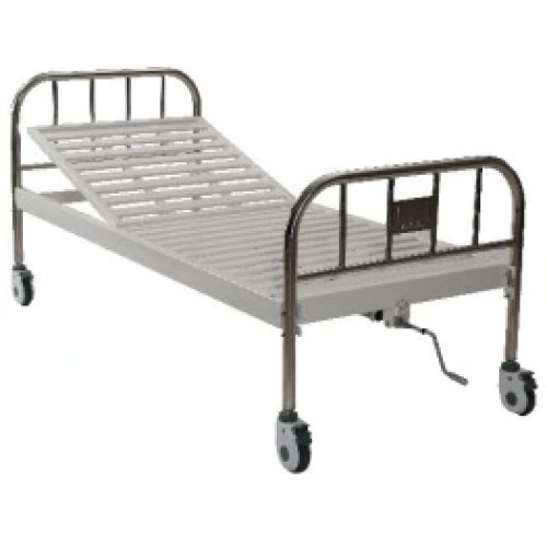 One Function Manual Hospital Bed
