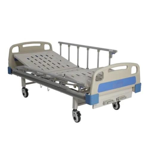 Fowler Bed, 2 Cranks Manual Hospital Patient Bed