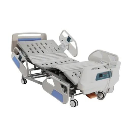 Five Function Electrical Hospital Bed with Touch Screen
