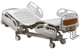 Five Function Manual Hospital Bed