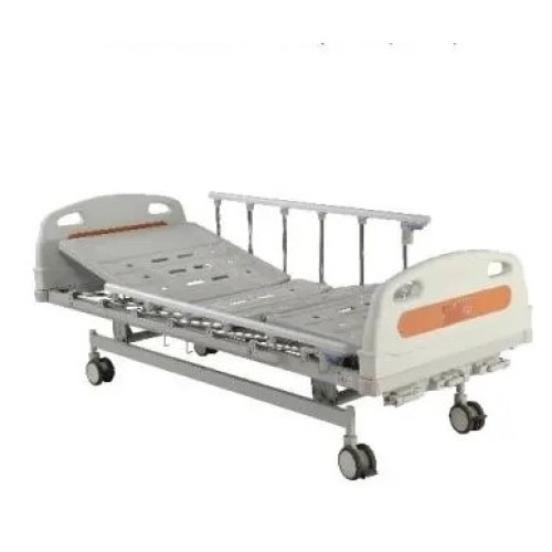 Manual Hospital Bed with Three Cranks