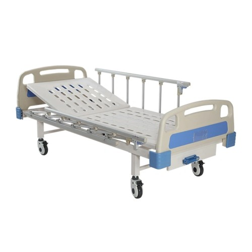 One Functions Manual Adjustable Hospital Bed