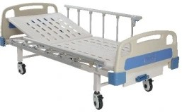 Manual Hospital Bed with One Crank