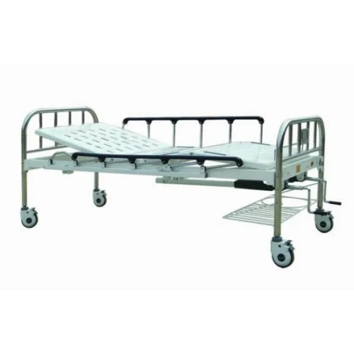 Two Cranks Manual Hospital Bed (C-3)