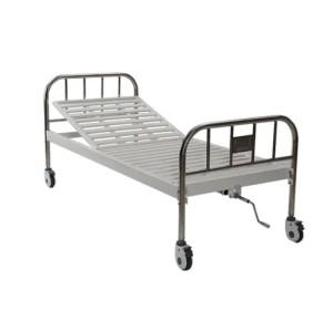 Economic Hospital Furniture, Single Crank Manual Medical Bed