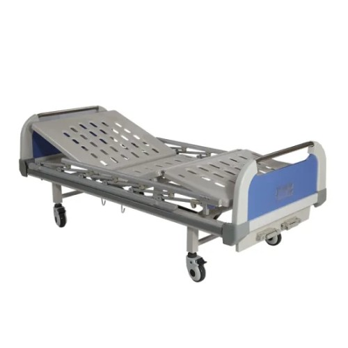 Manual Two Cranks Mechanical Hospital Bed