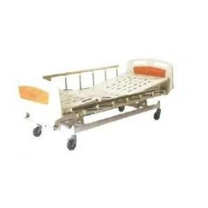 Three Cranks Manual Medical Bed/ Hospital Furniture (XH4)