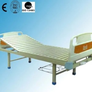 Hospital Manual Bed with Single Crank (B-8)