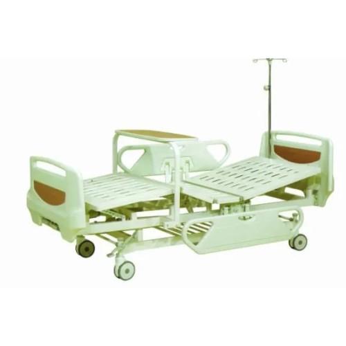 Double Cranks Mechanical Hospital Bed (A-1)