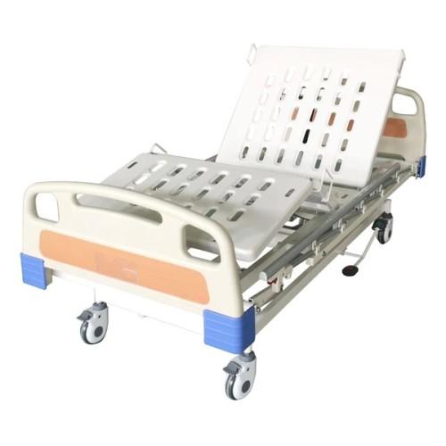 Three Function Hydraulic Hospital Bed