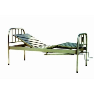 Stainless Steel Care Bed (C-4)