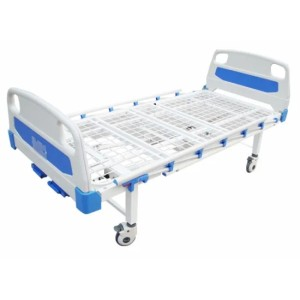 Ecomony Two Cranks Manual Hospital Bed with Mattress (B-3)