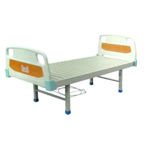ABS Headboard and Foot Board Hospital Flat Bed
