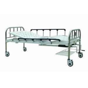 Two Cranks Manual Medical Bed