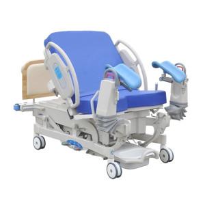 Electrical Hospital Ldr Intelligent Obstetric Bed