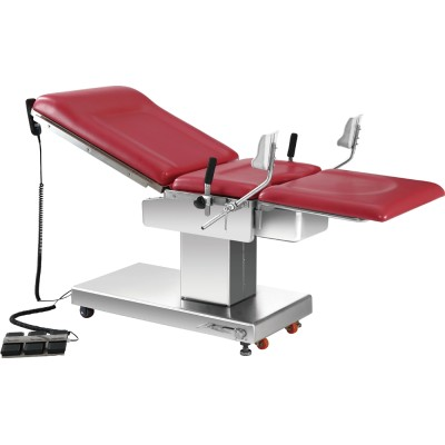 Electric Table for Gynecology and Obsterics
