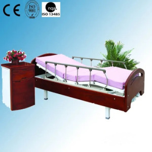 Wooden Home Care Bed (XH-9)