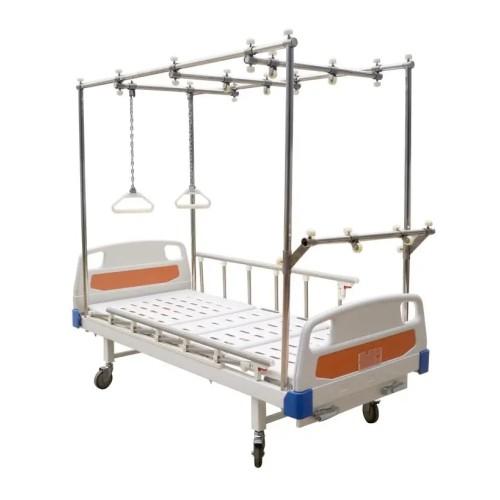 Four Cranks Manual Orthopedic Hospital Bed