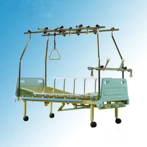 Three Cranks Manual Orthopedics Bed/Hospital Furniture (E-1)