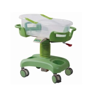 CE FDA Quality Baby Cot, Hospital Infant Cot with Scale