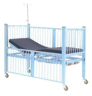 Xhe20A Double Cranks Manual Paediatric Hospital Bed