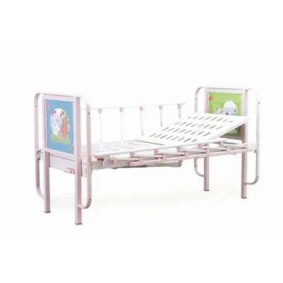 Single Crank Manual Hospital Children Bed (XH-F-4)