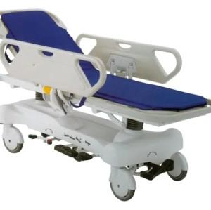 Multi-Function Hydraulic Hospital Patient Transfer Stretcher Trolley