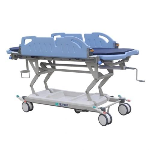 Hospital Patient Transfer Stretcher Trolley