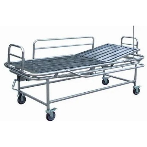 High Quality Stainless Steel Patient Stretcher Trolley (G-2)