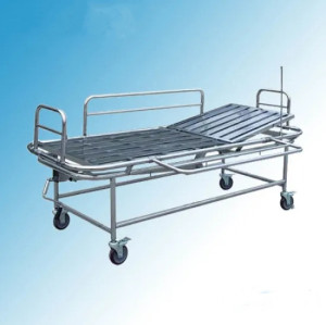 Stainless Steel Material Patient Transfer Trolley/ Hospital Furniture (G-2)