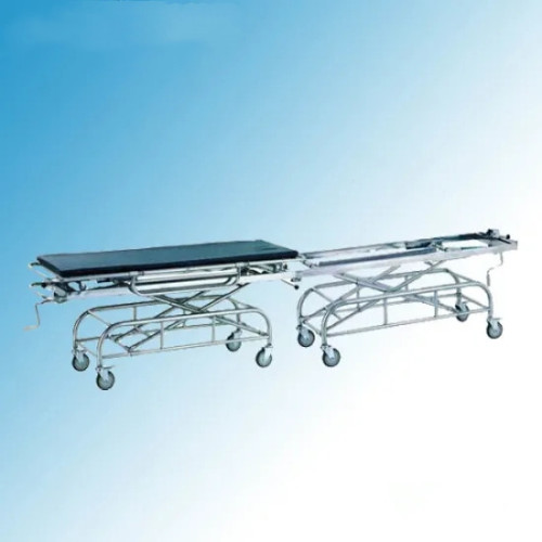 Stainless Steel Hospital Connecting Stretcher for Patient Transfer (H-5)