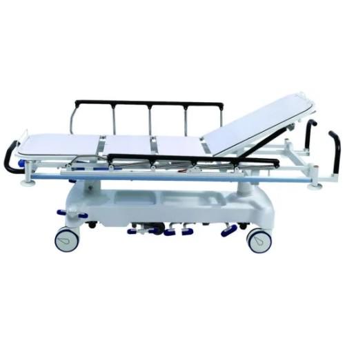 Luxurious Hospital Patient Trolley, Hydraulic Stretcher Trolley (XH-I-4)