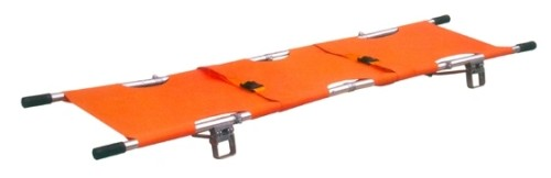 Emergency Folding Pole Stretcher