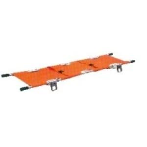 Aluminum Alloy Foldable Patient Stretcher (XH-J-4)