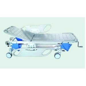 Manual Hospital Medical Patient Transprot Stretcher Trolley (F-4)