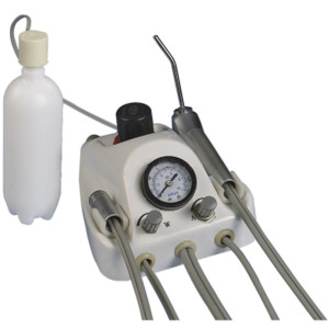 High quality cheap price dental Turbine with water bottle