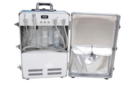 Portable dental unit complete equipment /Dental device