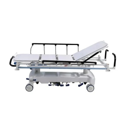 Transparent X-ray Medical Transfer Stretcher for Enmergency Room
