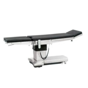 Multifunctional Stainless Steel Base Hospital Medical Electric Operating Table (ET500)