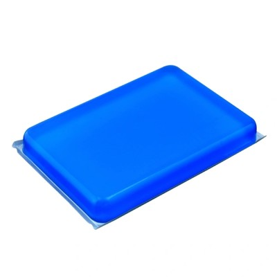 Head Pressure Smoothing Square Surgical Gel Positioning Pads