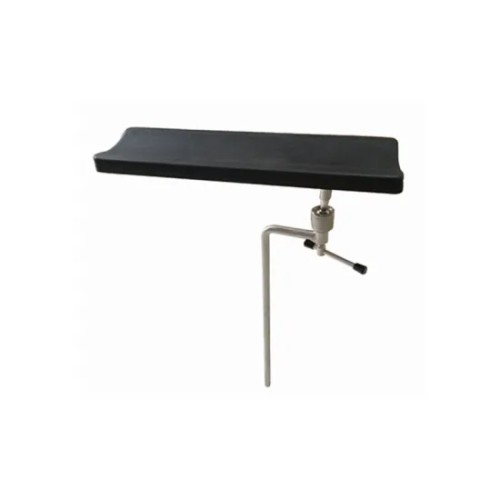 Pivoting Height-Adjustable Gutter Support Arms Polyurethane Arm Rest