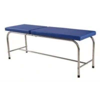 Stainless Steel Adjustable Examination Couch