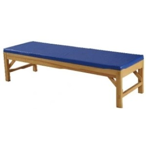 Wooden Hospital / Medical Exmination Couch