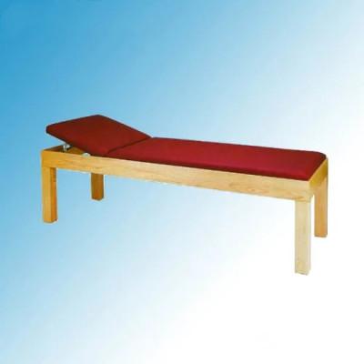 Wooden Hospital Medical Examination Bed (I-4)